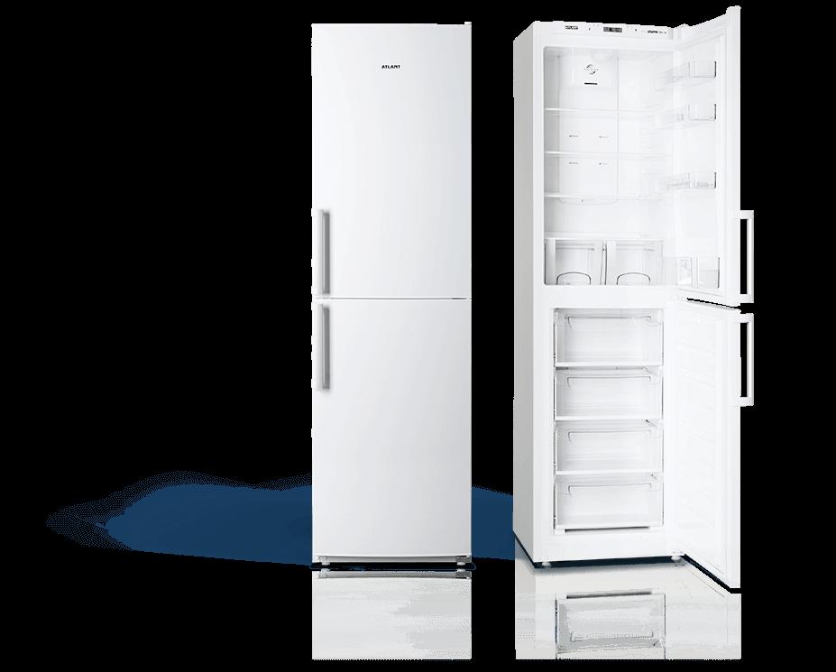 Холодильники no frost ATLANT COMFORT + бiлий