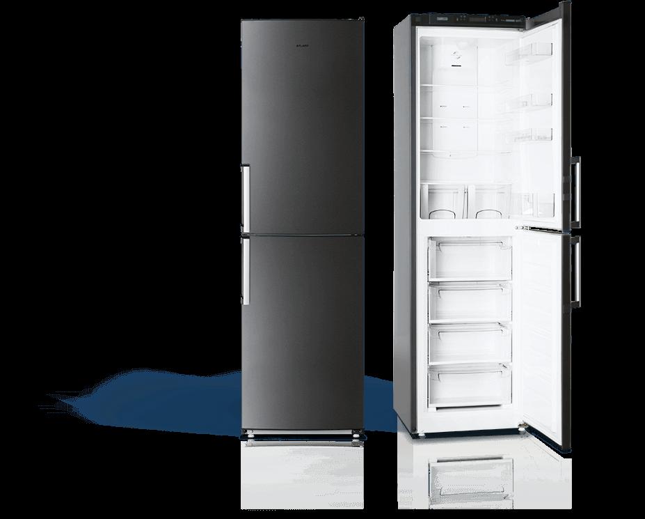 Холодильники no frost ATLANT COMFORT + мокрий асфальт