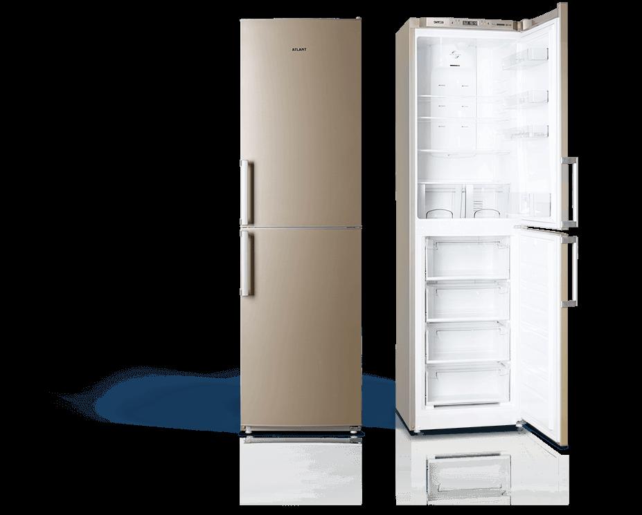 Холодильники no frost ATLANT COMFORT + зоряний пил