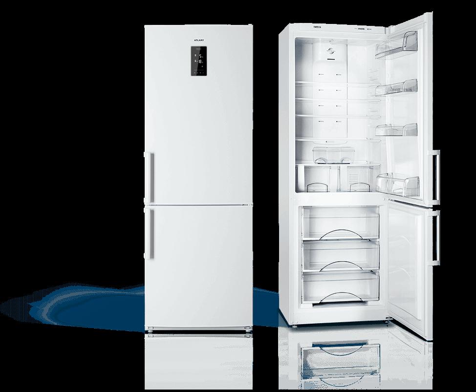 Холодильники NO FROST ATLANT MAXIMUM PREMIUM бiлий