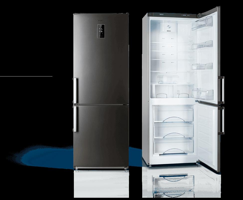 Холодильники NO FROST ATLANT MAXIMUM PREMIUM мокрий асфальт