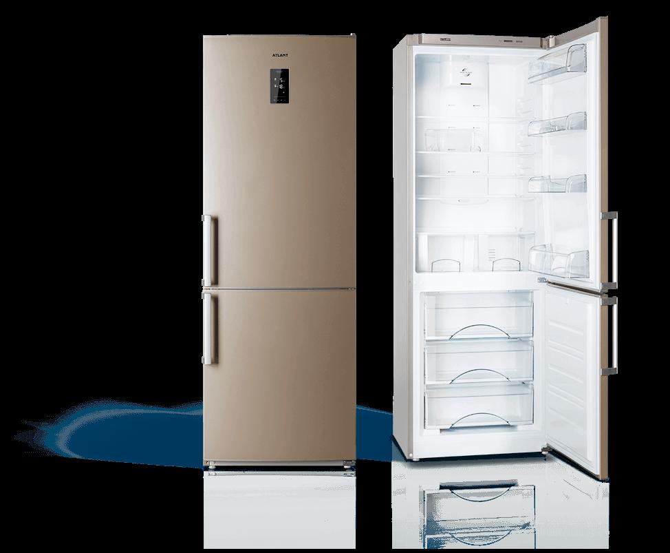 Холодильники NO FROST ATLANT MAXIMUM PREMIUM зоряний пил