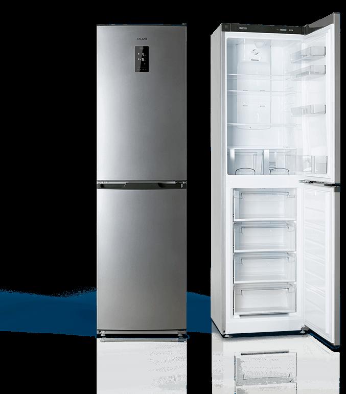Холодильники NO FROST ATLANT PREMIUM мокрий асфальт