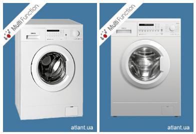 Новые модели стиральных машин АТЛАНТ 70С87 и 70С107 с увеличенной загрузкой