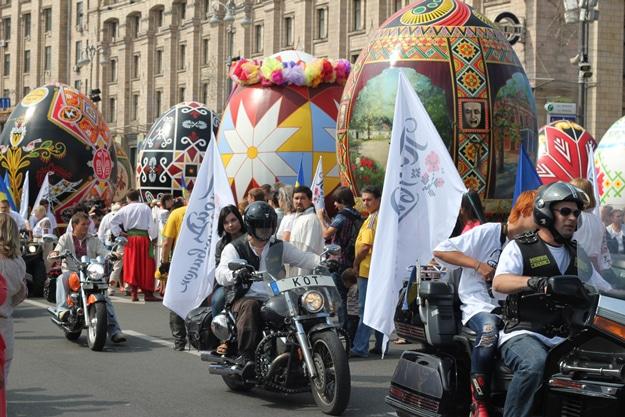 Парад вышиванок 2012