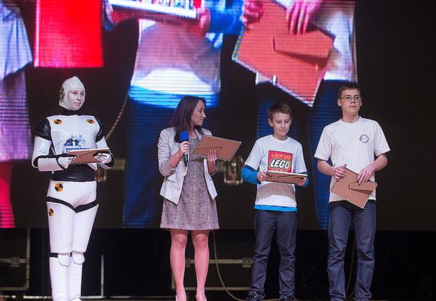 АТЛАНТ определил победителей «Robotica-2013»