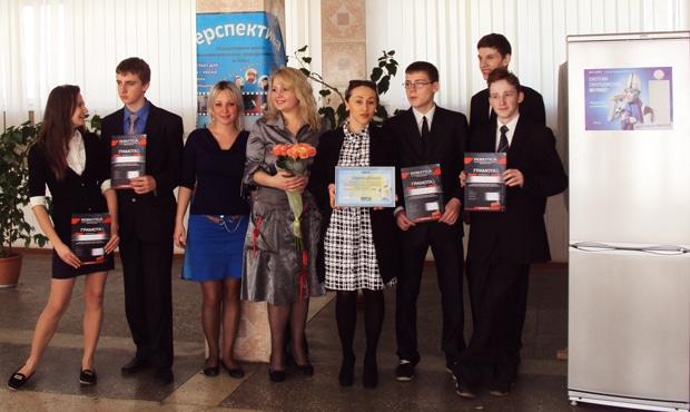 АТЛАНТ посетилшколу № 194 «Перспектива» г. Киева
