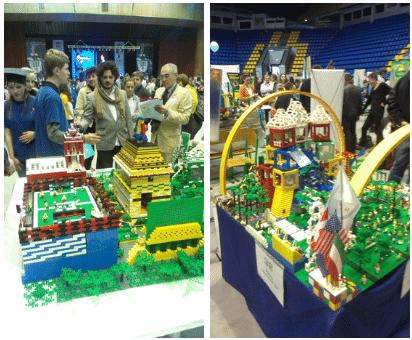 Посетители «Robotica-2013»