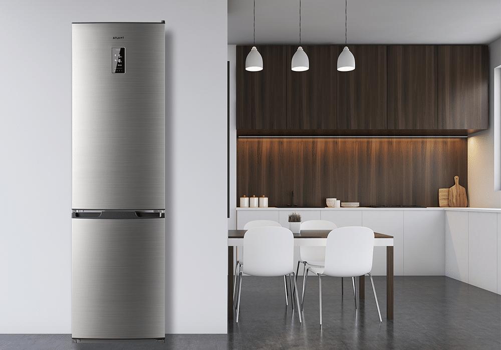 Современный дизайн холодильника ATLANT ХМ-4424-149 ND и ХМ-4425-149 ND