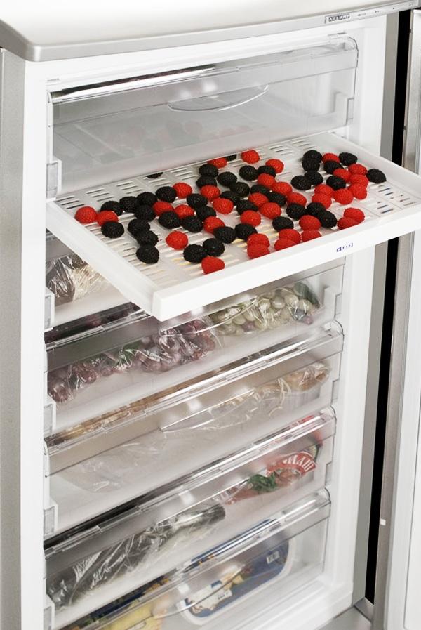 Поддон для заморозки мелких продуктов
