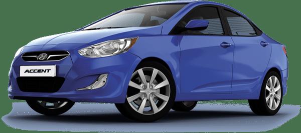 автомобиль Hyundai Accent