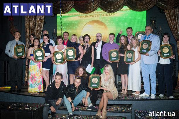ATLANT - победитель конкурса торговых марок «Фавориты Успеха»