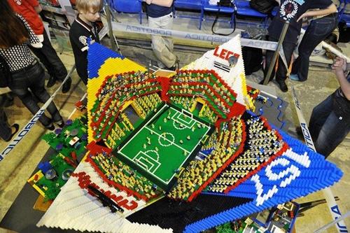 Детский архитектурный конкурс «Стадионы будущего»