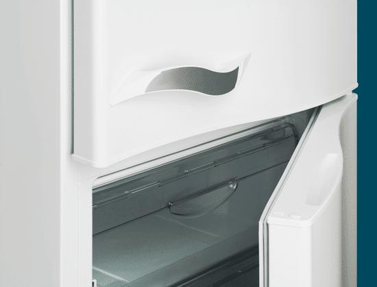 Мягкий изгиб в мелких элементах наружного дизайна холодильника ATLANT МХМ 1845-10