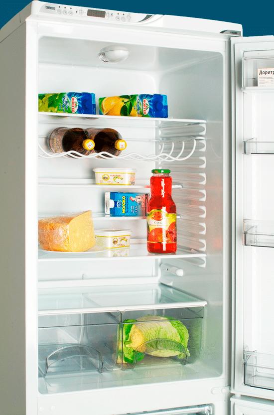 Объем холодильной камеры холодильника ATLANT МХМ 1845-10 – 225 литров