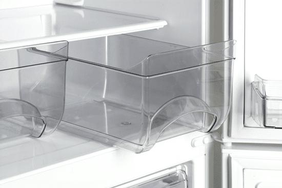 Большие выдвижные пластиковые сосуды для овощей и фруктов холодильника ATLANT МХМ 1845-10