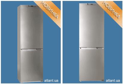 Холодильник АТЛАНТ 6121-180 в дизайне Geometry