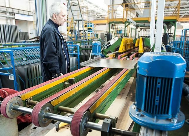 Репортаж с завода бытовой техники: как делают стиральные машины АТЛАНТ