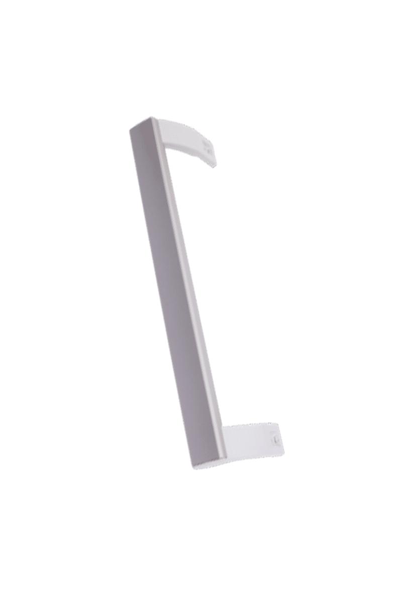 Ручка-скоба складна сіра