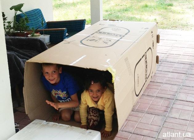 Семейные ценности от АТЛАНТ – «100 счастливых детей»!