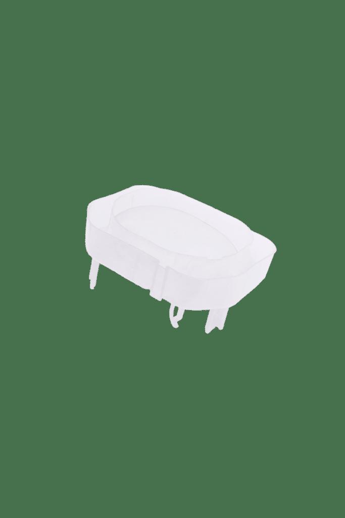 Посудина для талої води на мотор (VE2)
