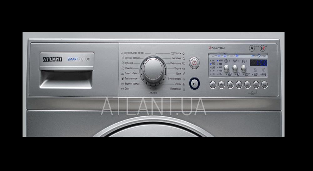 Стиральная машина ATLANT СМА 70С1010-18