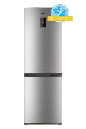 Холодильник ATLANT ХМ 4421 в цвете нержавеющая сталь No Frost