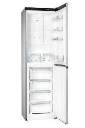 Холодильник ATLANT ХМ 4425 в цвете нержавеющая сталь No Frost