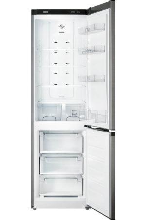 Холодильник ATLANT ХМ 4424 в цвете нержавеющая сталь No Frost