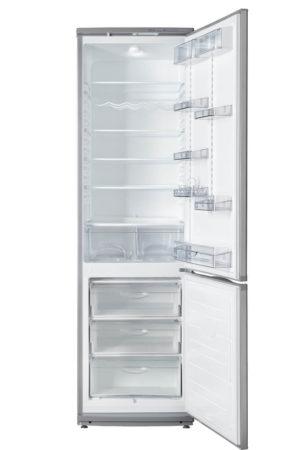 Холодильник ATLANT ХМ 6026-серебристый