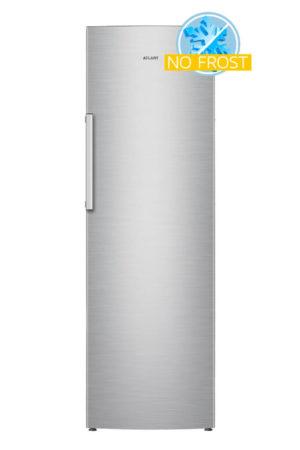 Морозильная камера ATLANT М 7606 в серебристом исполнении No Frost